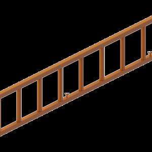 8ft Frame Section