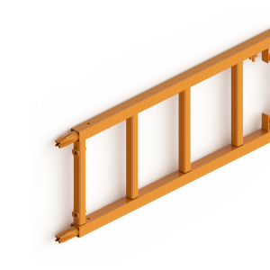 4′ Frame Section