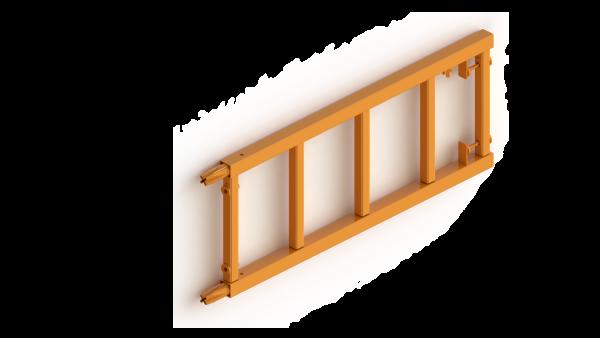 4' Frame Section 1