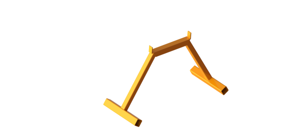 Triangle Assembly Stand 1
