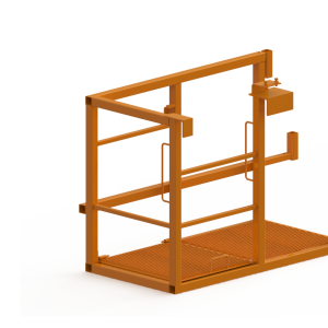 Access Platform – Left