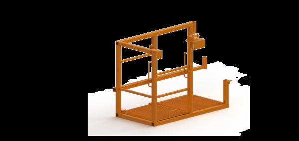 Access Platform - Left 1