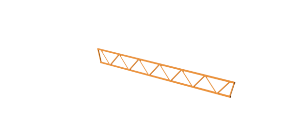 21ft Bridge Truss 1