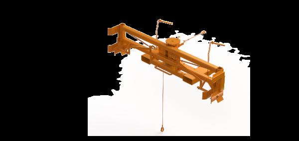 Forklift Rotolift 1
