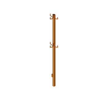 Corner Guard Post