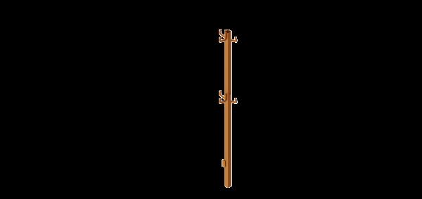 Corner Guard Post 1