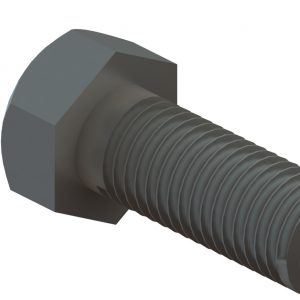 ¾-10  X 2½ GR8 Hex Cap Screw