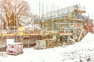 Winter Construction Safety Tips