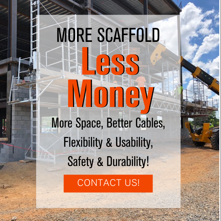 More Scaffold, Less Money!
