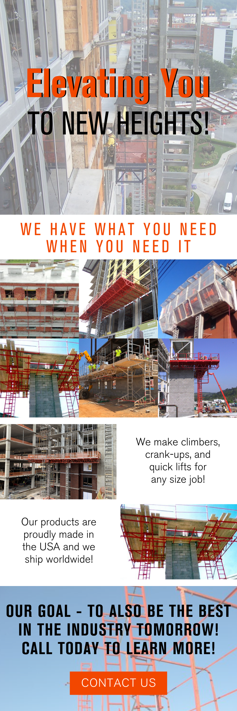 Elevate Your Job Site! 🏗 3